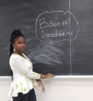 Omotola Okunlola